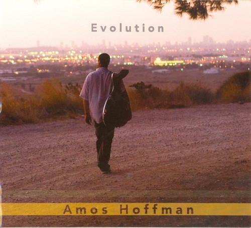 AMOS HOFFMAN - Evolution cover