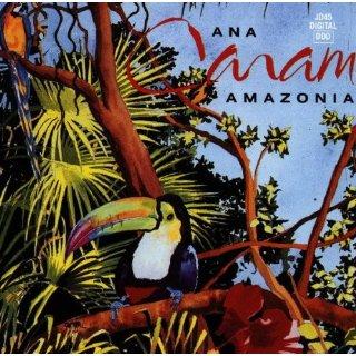 ANA CARAM - Amazonia cover