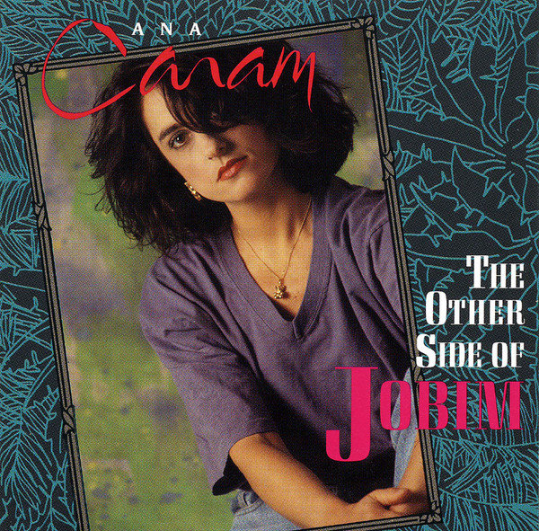ANA CARAM - The Other Side Of Jobim cover