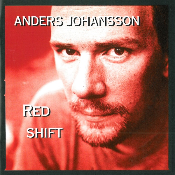 ANDERS JOHANSSON - Red Shift cover