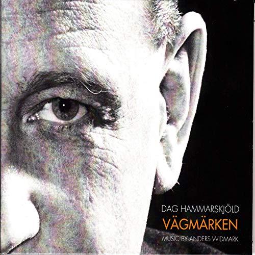 ANDERS WIDMARK - Dag Hammarskjöld Vägmärken cover