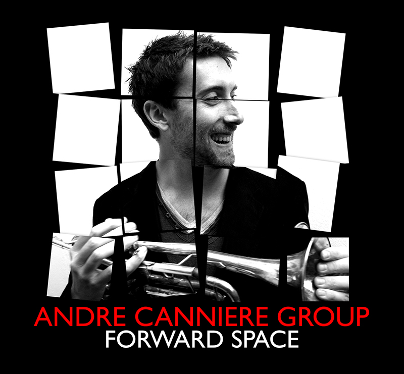 ANDRÉ CANNIERE - Forward Space cover