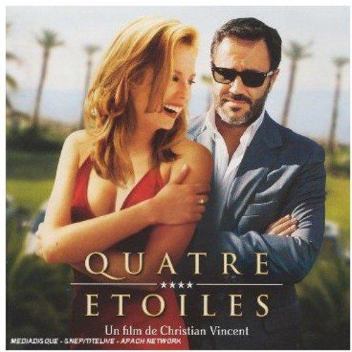 ANDRÉ MANOUKIAN - Quatre Étoiles cover