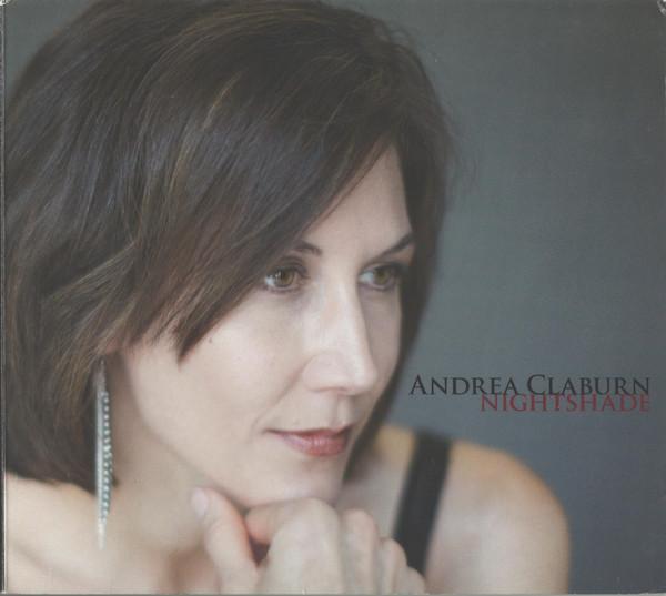 ANDREA CLABURN - Nightshade cover