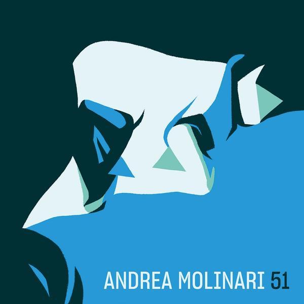 ANDREA MOLINARI - 51 cover