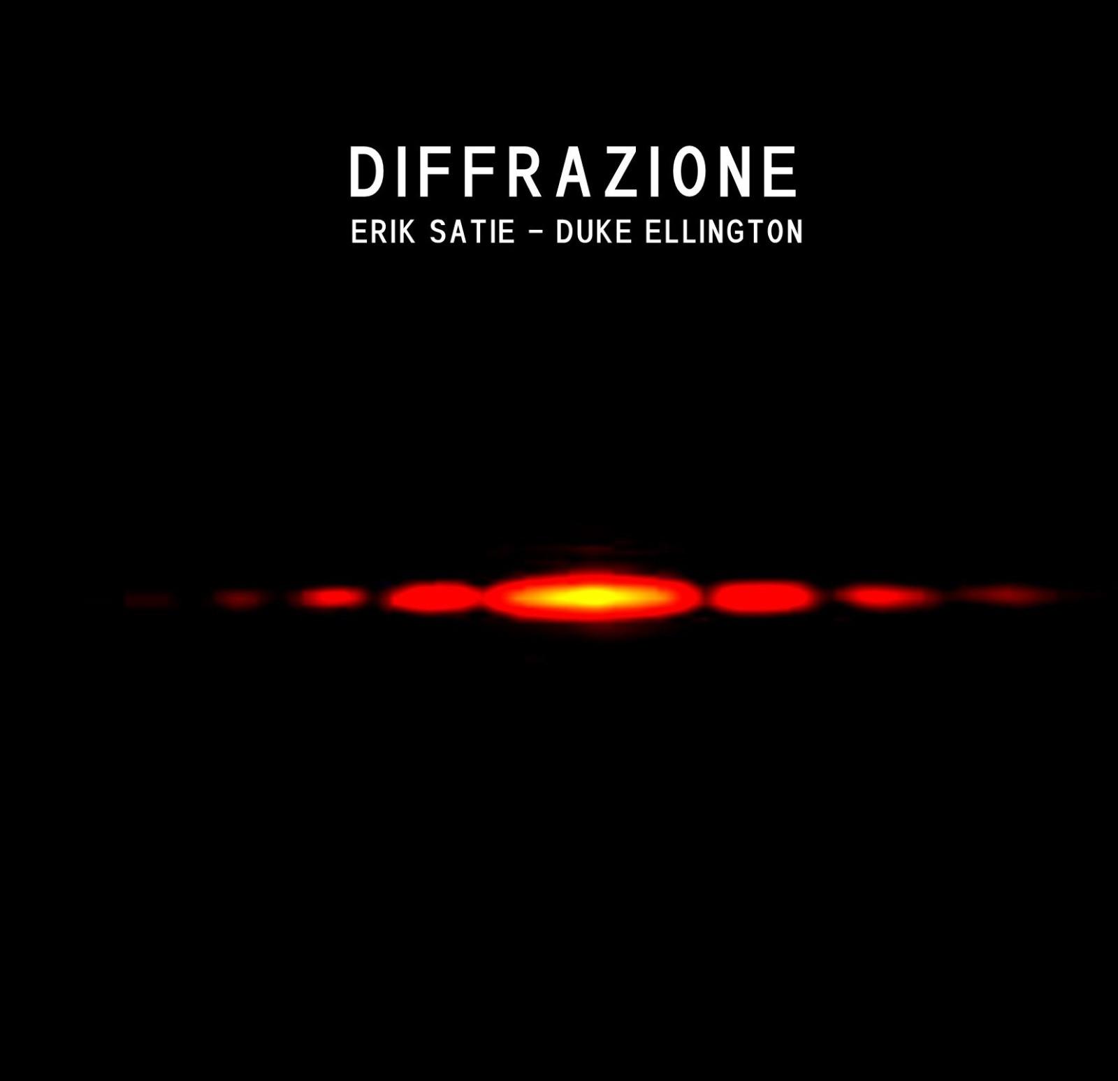 ANDREA MORELLI - Andrea Morelli e Silvia Belfiore : DIFFRAZIONE cover