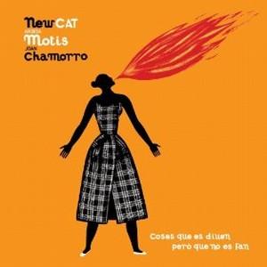 ANDREA MOTIS - Andrea Motis-Joan Chamorro  NewCat : Coses Que Es Diuen Però Que No Es Fan cover