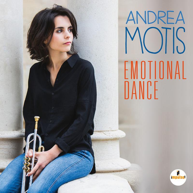 ANDREA MOTIS - Emotional Dance cover