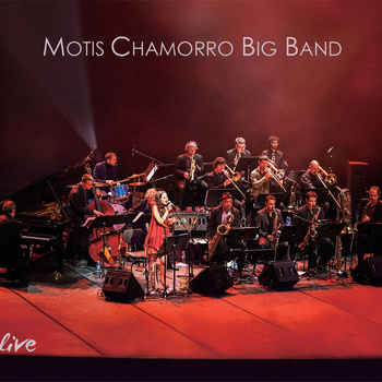 ANDREA MOTIS - Motis Chamorro Big Band : Live cover