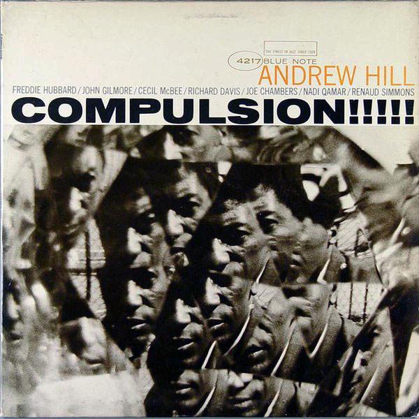 ANDREW HILL - Compulsion cover