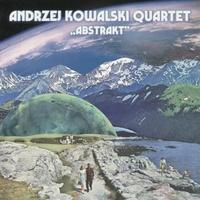 ANDRZEJ KOWALSKI - Abstrakt cover