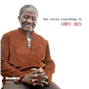 ANDY BEY - The World According To Andy Bey cover