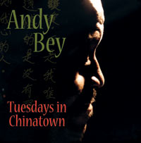 ANDY BEY - Tuesdays In Chinatown cover