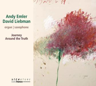 ANDY EMLER - Andy Emler / David Liebman : Journey Around the Truth cover