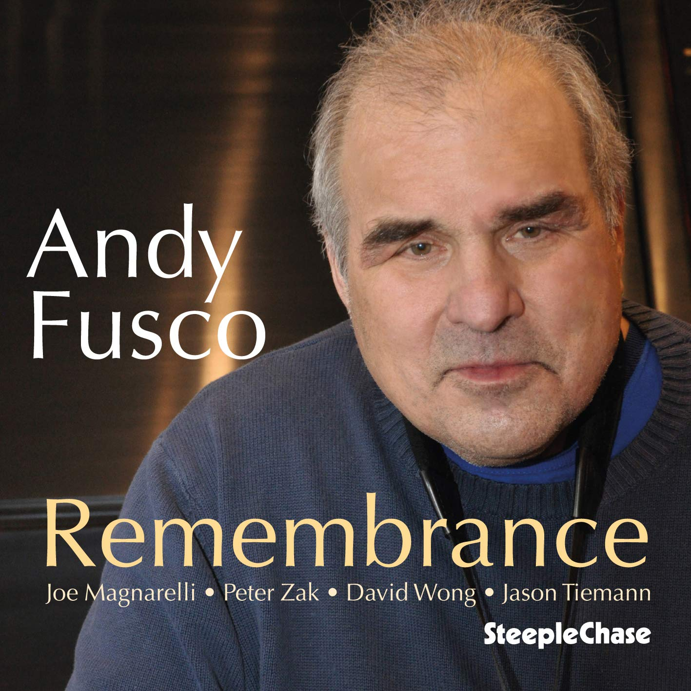 ANDY FUSCO - Remembrance cover
