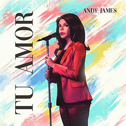 ANDY JAMES - Tu Amor cover