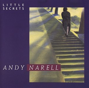 ANDY NARELL - Little Secrets cover