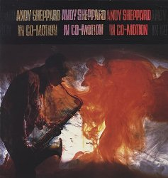 ANDY SHEPPARD - In Co-Motion cover