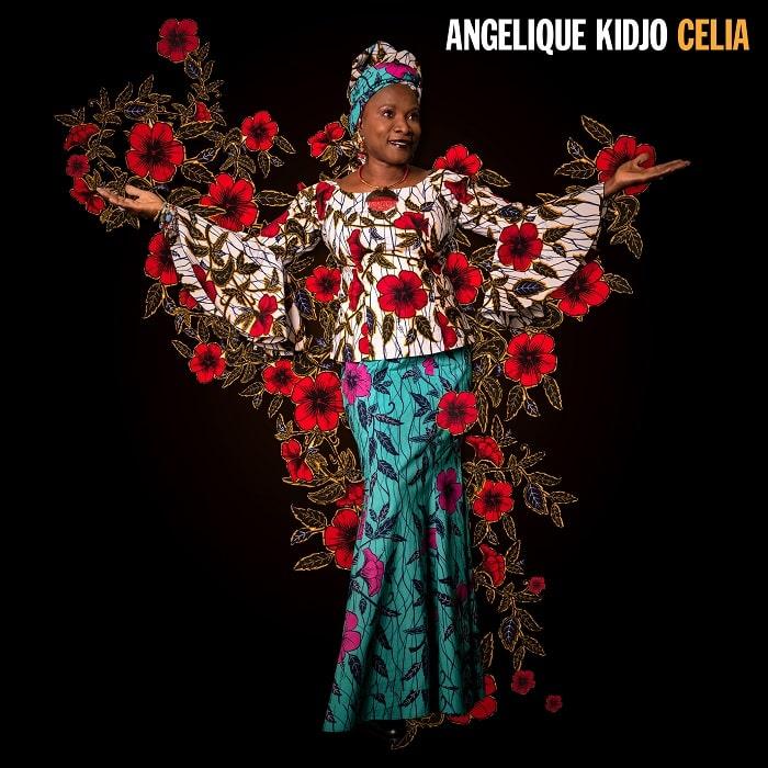 ANGÉLIQUE KIDJO - Celia cover