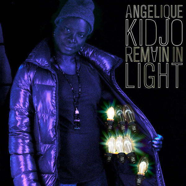 ANGÉLIQUE KIDJO - Remain In Light cover