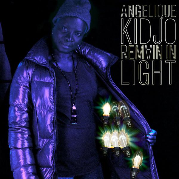 ANGÉLIQUE KIDJO - Remain In Light cover