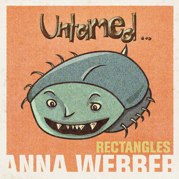 ANNA WEBBER - Rectangles cover