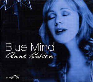 ANNE BISSON - Blue Mind cover