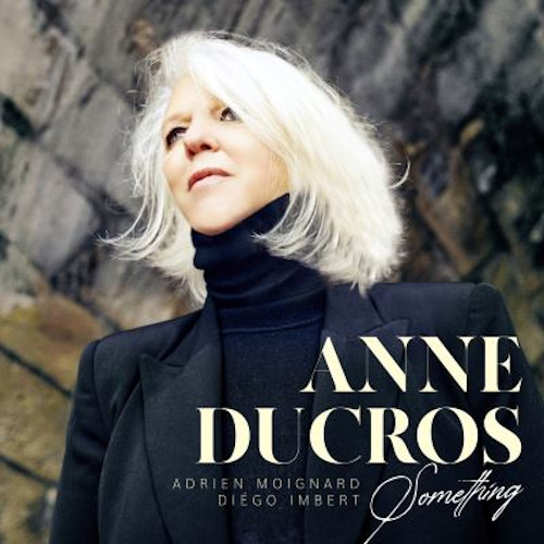 ANNE DUCROS - Something cover