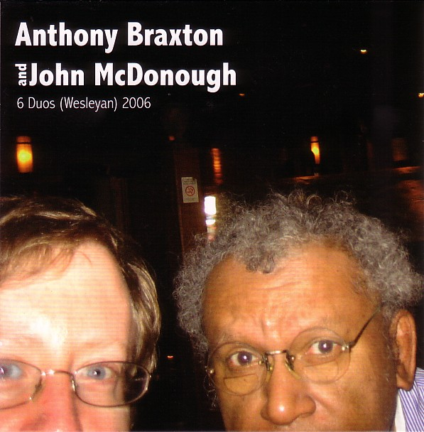 Anthony Braxton Recital Paris 71