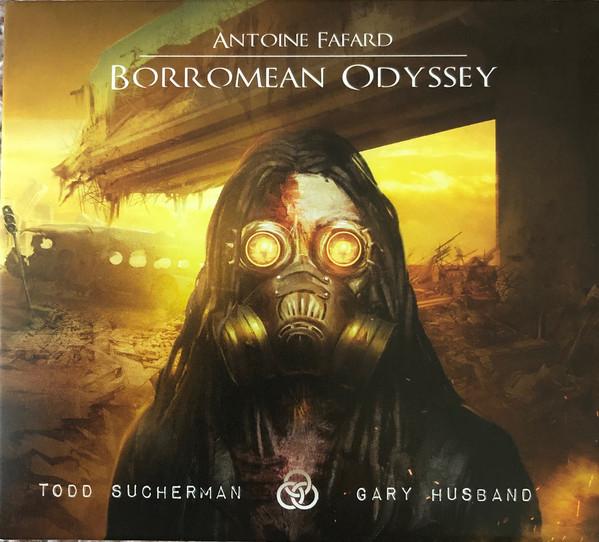 ANTOINE FAFARD - Borromen Odyssey cover