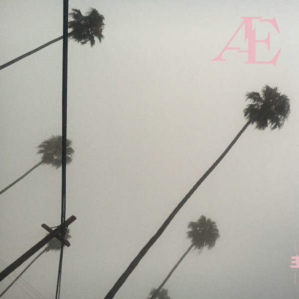 ANTON EGER - Æ cover