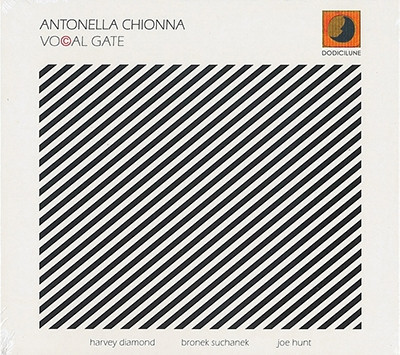 ANTONELLA CHIONNA - Vocal Gate cover