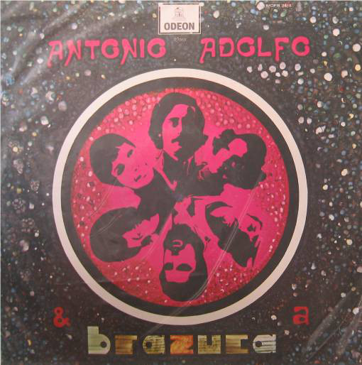 ANTONIO ADOLFO - Antonio Adolfo & A Brazuca (1969) cover
