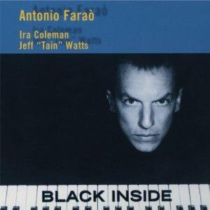 ANTONIO FARAÒ - Black Inside cover