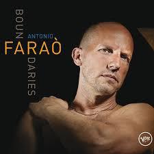 ANTONIO FARAÒ - Boundaries cover