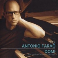 ANTONIO FARAÒ - Domi cover