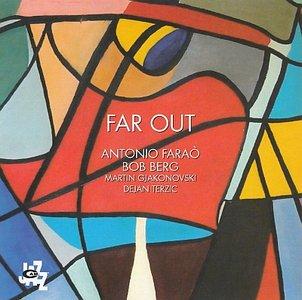 ANTONIO FARAÒ - Far Out cover