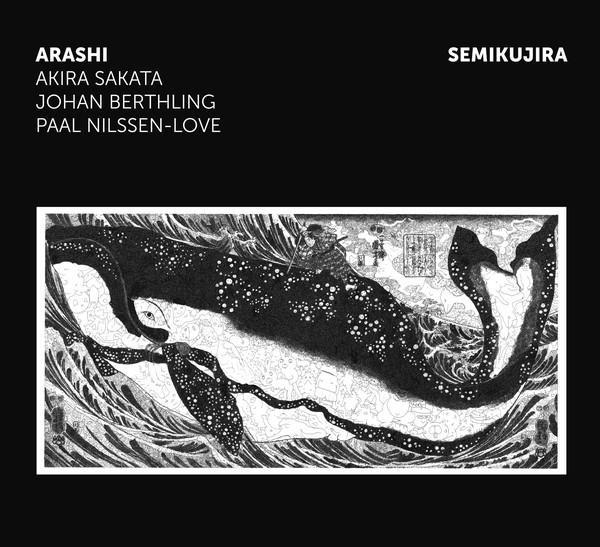 ARASHI - Semikujira cover