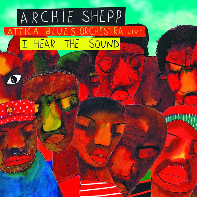 Archie Shepp Mama Too Tight
