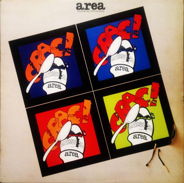 AREA - Crac! cover