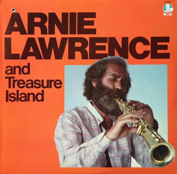 ARNIE LAWRENCE - Arnie Lawrence and Treasure Island cover