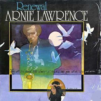 ARNIE LAWRENCE - Renewal cover
