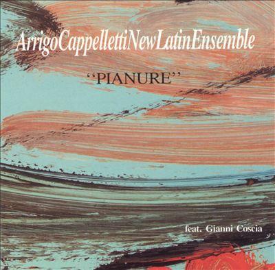 ARRIGO CAPPELLETTI - Pianure cover