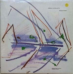 ARRIGO CAPPELLETTI - Reflections cover