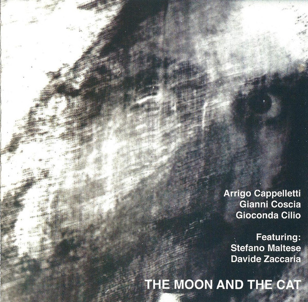 ARRIGO CAPPELLETTI - The Moon and the Cat cover