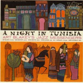 ART BLAKEY - A Night In Tunisia cover