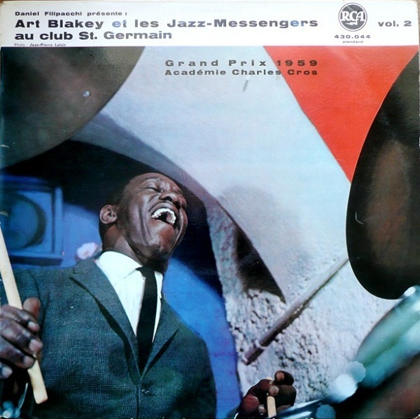 art blakey au club st germain vol 2 aka the jazz messengers at club st germain reviews. Black Bedroom Furniture Sets. Home Design Ideas