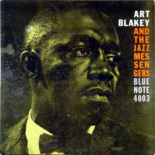 ART BLAKEY - Art Blakey And The Jazz Messengers (aka Moanin') cover