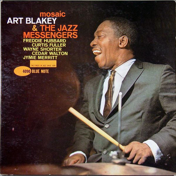 ART BLAKEY - Art Blakey & The Jazz Messengers : Mosaic cover