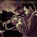 ART FARMER - Art Farmer and the Jazz Giants cover